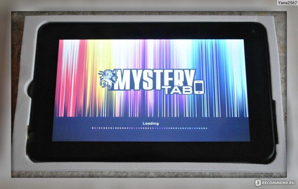 Отзывы Планшет Mystery Mid-721 Android 4.1 Экран 7