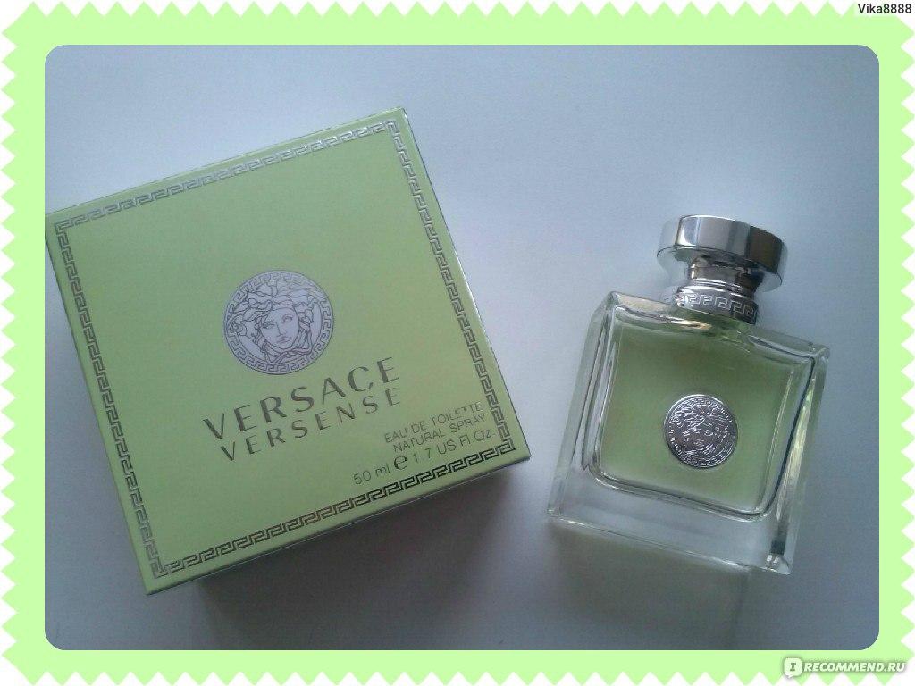 Versace Versense - «Это не свежак be2b67c60ee4f