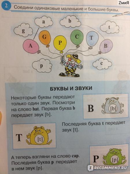 английский для школьников знакомство