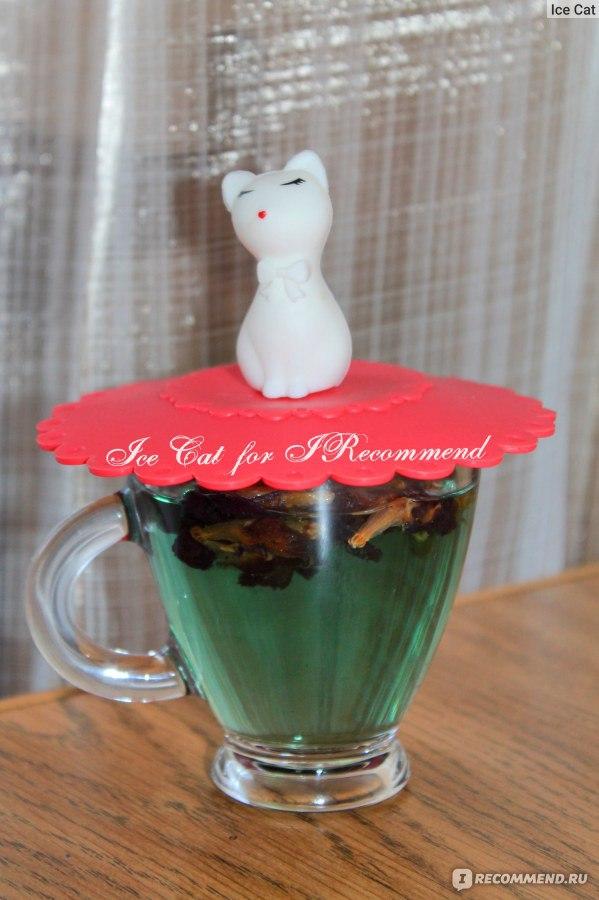 как заварить синий чай из тайланда