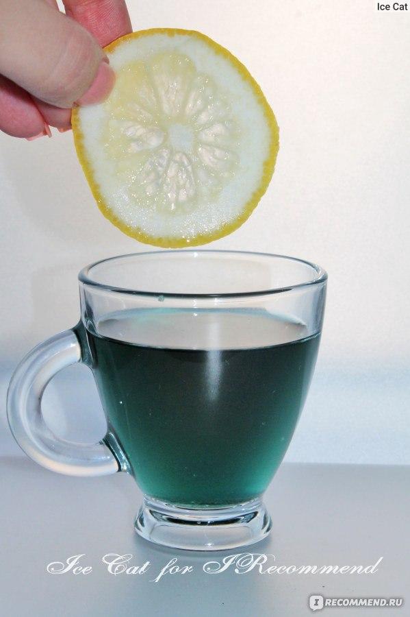 тайский синий чай где купить в паттайе