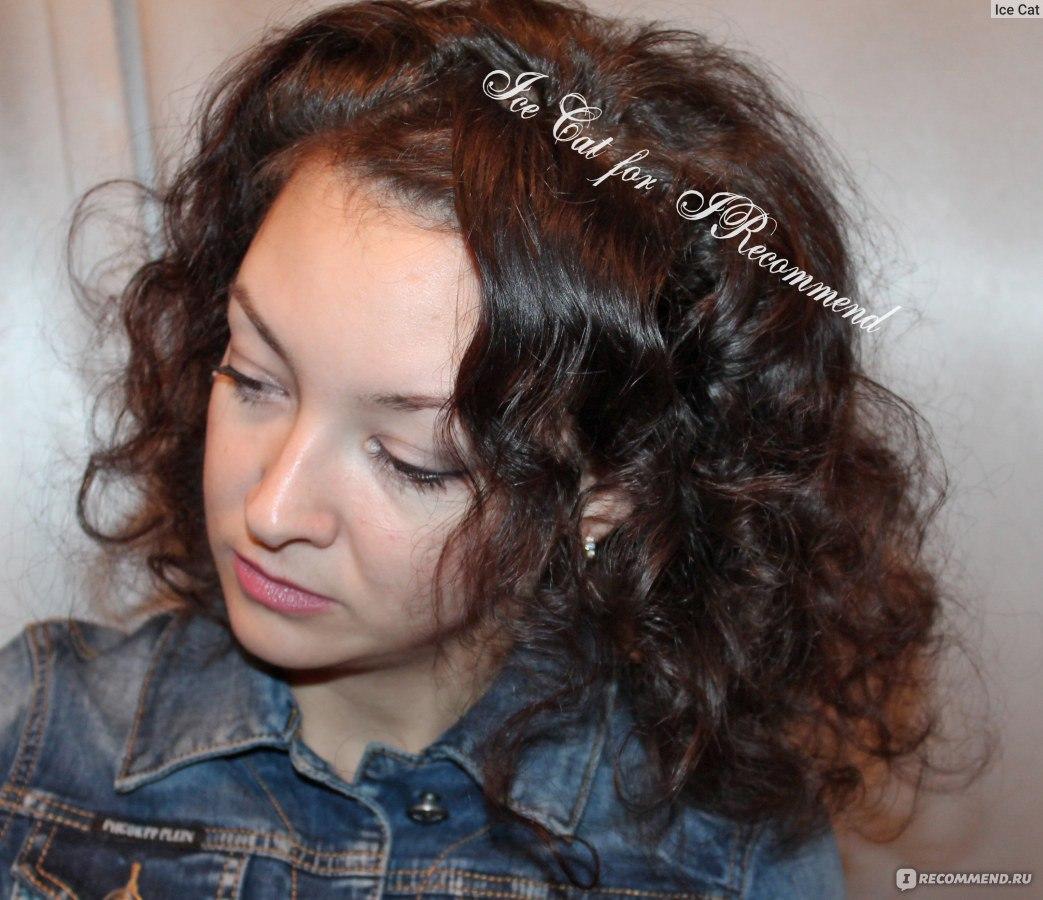 Как сделать кучерявые волосы с бигуди