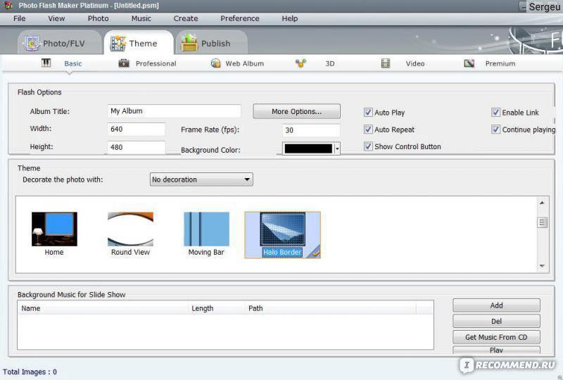 Скачать программу anvsoft photo flash maker