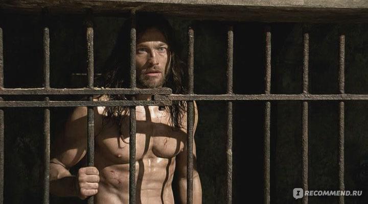 Spartacus скриншот секс