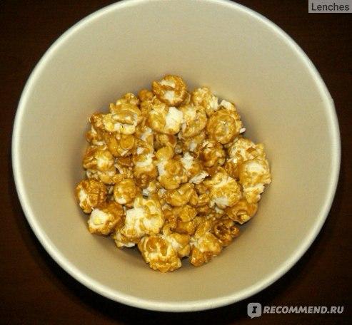 Что можно сделать из стакана попкорна