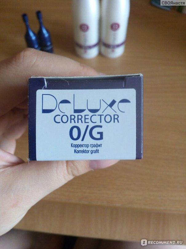 0 g корректор графит от estel 398808939
