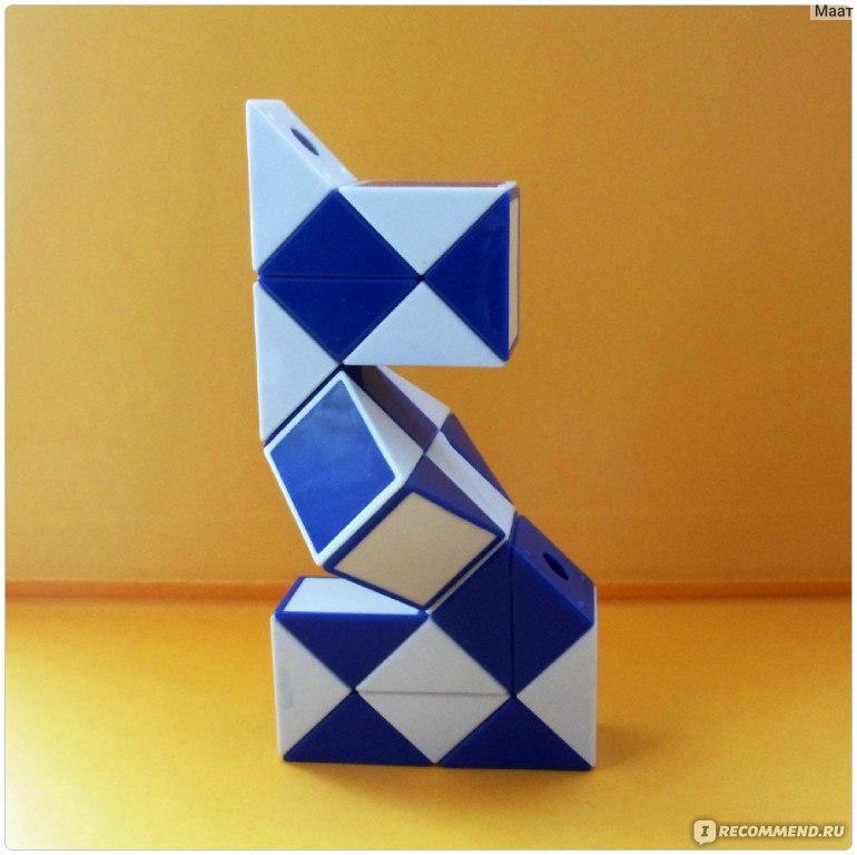 Как сделать ключ из змейки рубика - БТЛ-страна