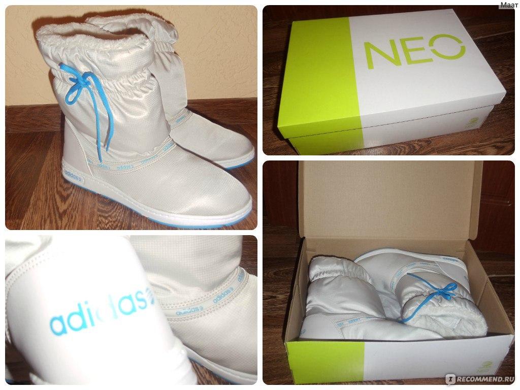 a868da9a Обувь женская Adidas Warm Comfort - «Единственный минус поймете по ...