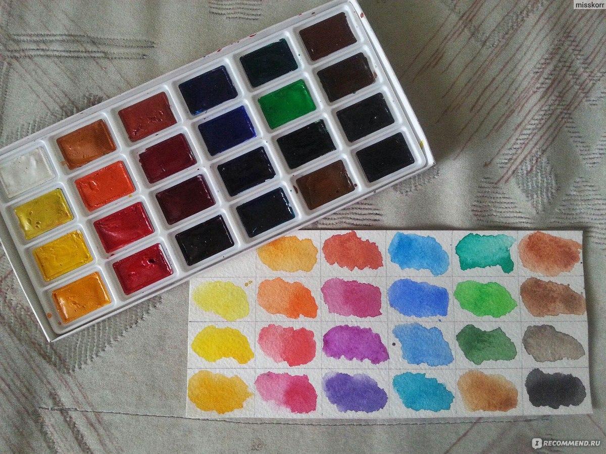 Как рисовать акварелью: 11 советов от художников Блог 22