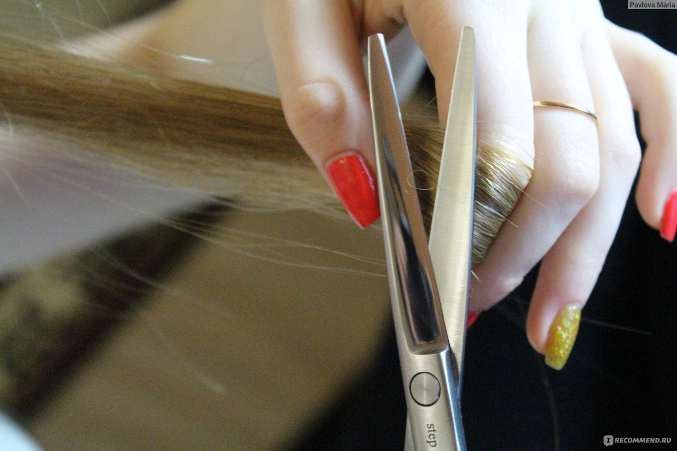 Химическая завивка волос в домашних 26