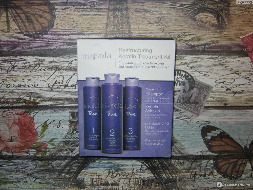 Инструкция для кератинового выпрямления волос в домашних условиях 173