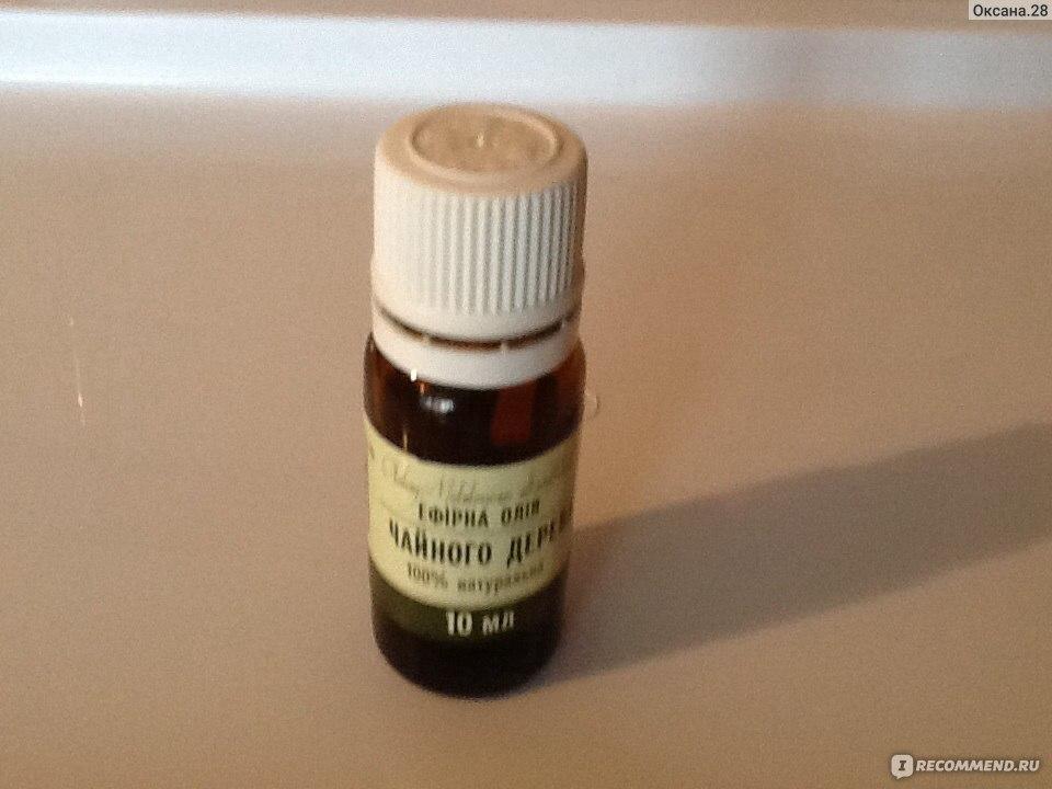отбеливание зубов эфирным маслом чайного дерева