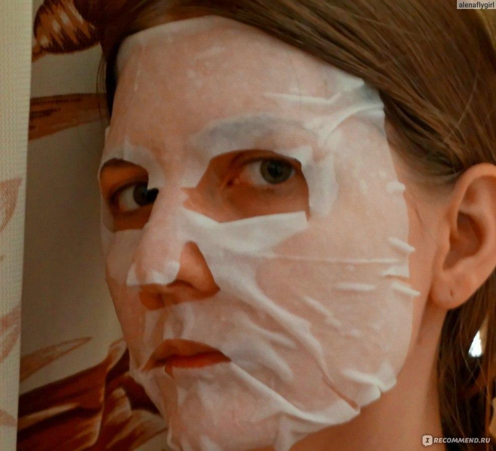 Свежая маска для лица в домашних условиях 146