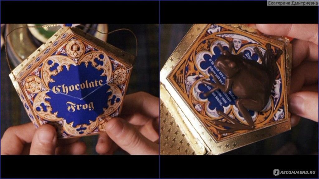 Шоколадная лягушка из гарри поттера своими руками 84