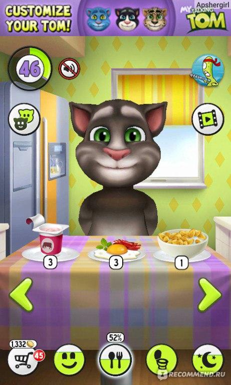 Как покупать еду коту тому