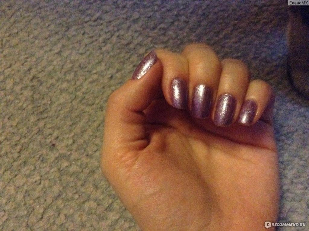 Сколько по времени сушить лак на ногтях