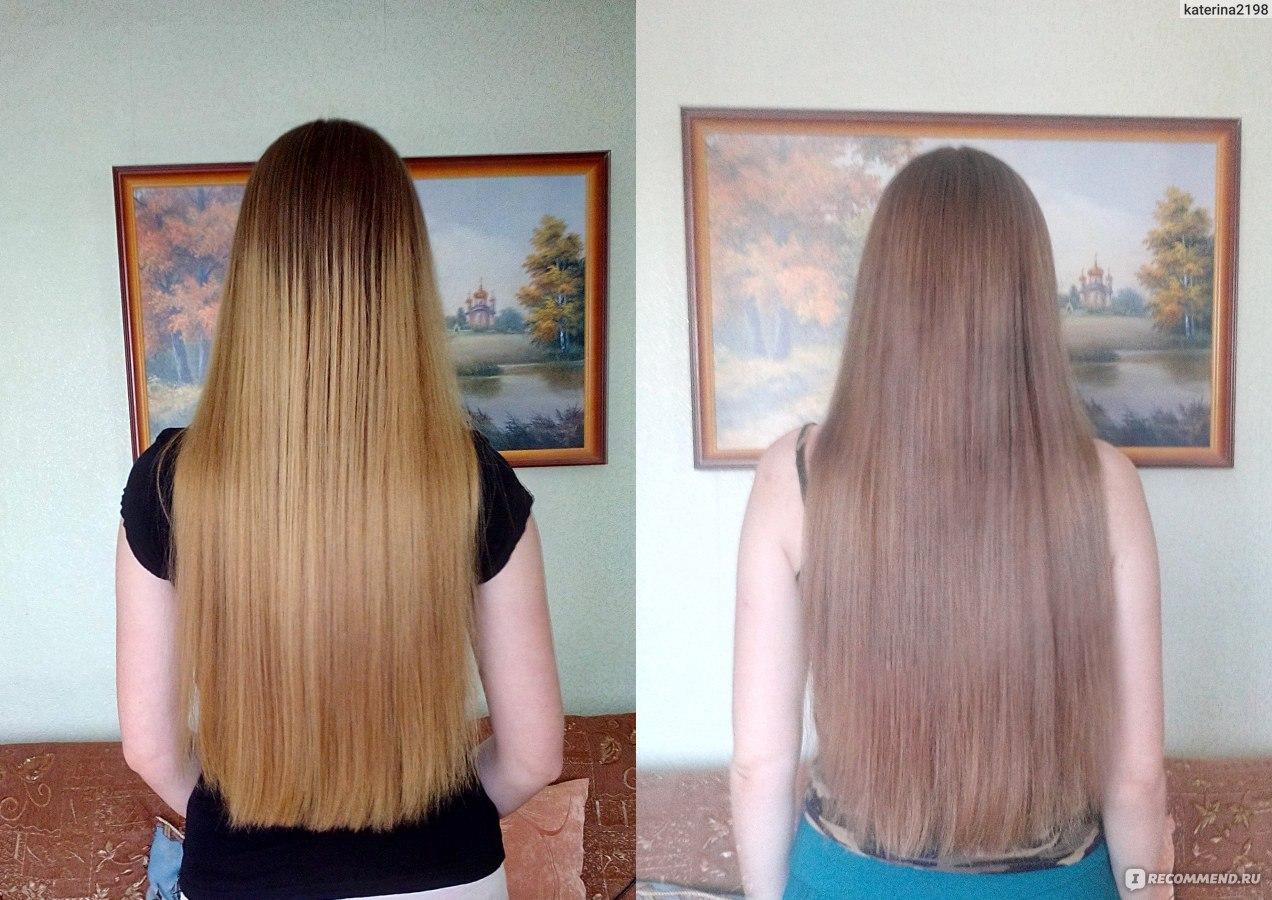 Снять тонику с волос в домашних условиях