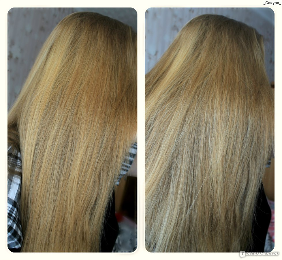 Маски для восстановления волосы после осветления