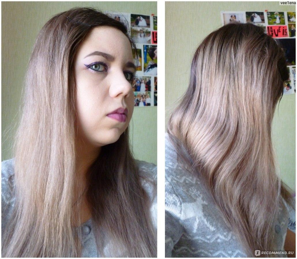Как покрасить волосы в домашних условиях матрикс 410