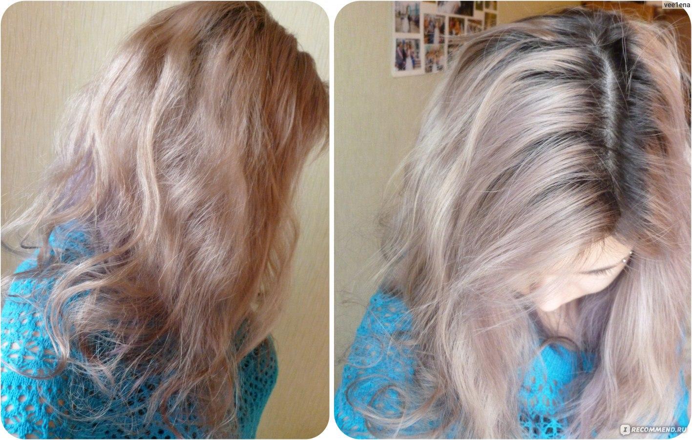 Осветление волос 48