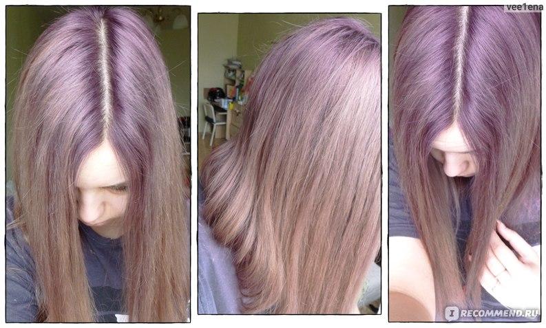 Как смешивать краску для волос оллин