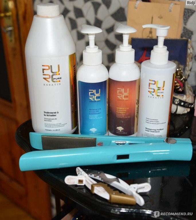 кератин для волос с алиэкспресс отзывы