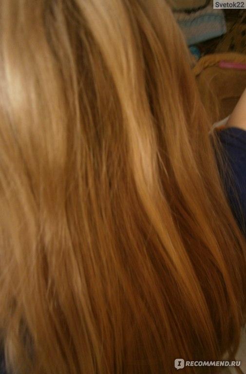 Несмывашка для волос в домашних условиях