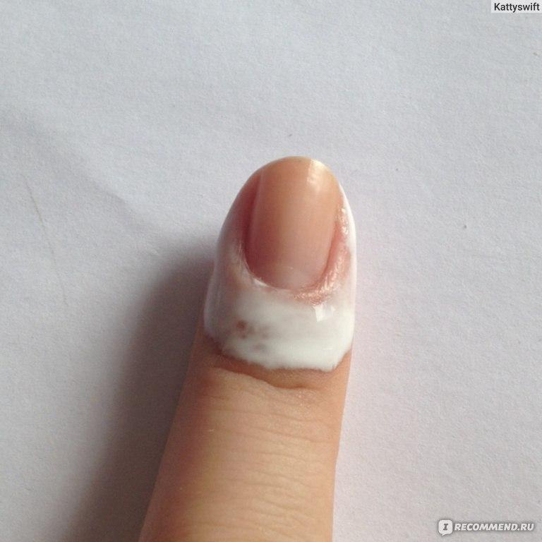 Как в домашних условиях накрасить ногти не испачкав кутикулу