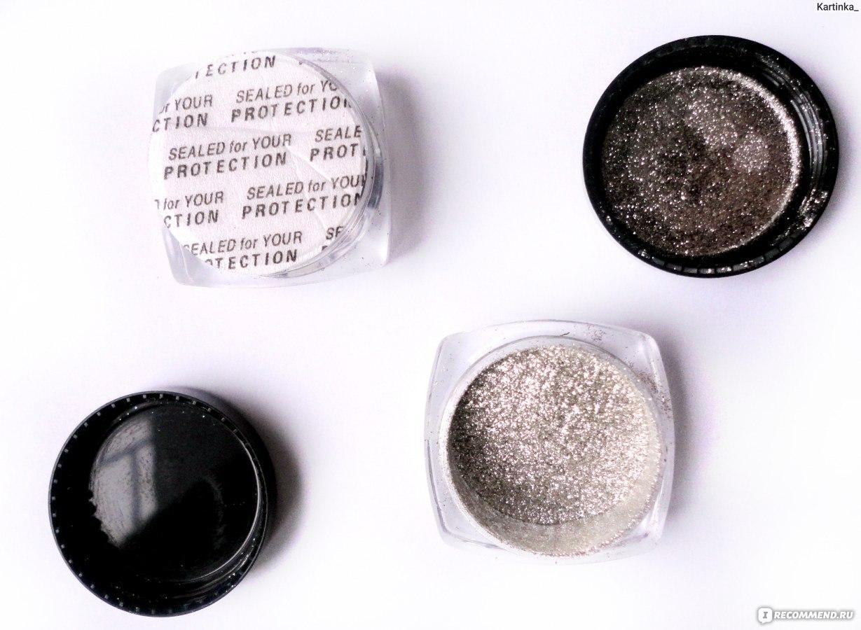 Пигмент для дизайна ногтей Aliexpress Зеркальный Хром Втирка 1g Mirror  Powder Gold Pigment Ultrafine Powder Aluminium c758d594fdd