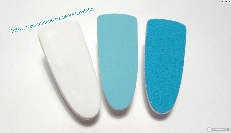 Scholl velvet для ногтей