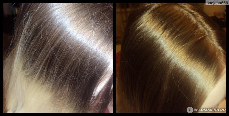 Придать обесцвеченным волосам оттенок