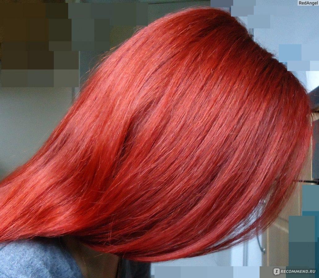 Как красный оттенок убрать с волос в домашних условиях 610