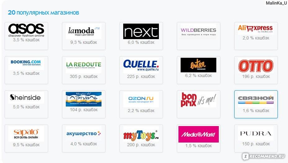 Кэшбэк за онлайн покупки налоговая выгода практика