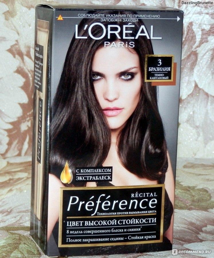 ТОП-9 лучших красок для волос