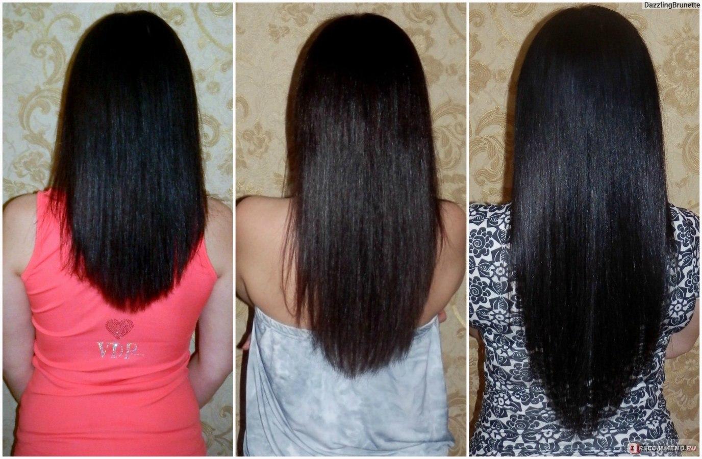Как отрастить волосы за одну неделю в домашних условиях