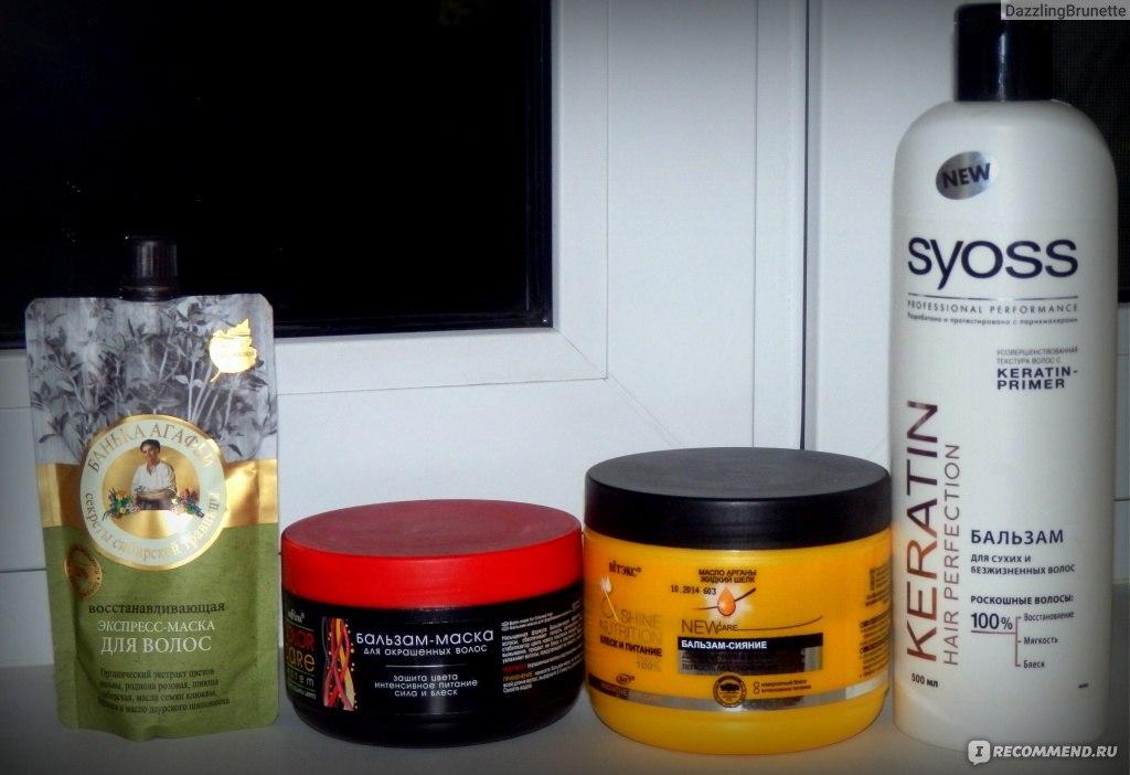 Маска для волос в домашних условиях восстановление волос