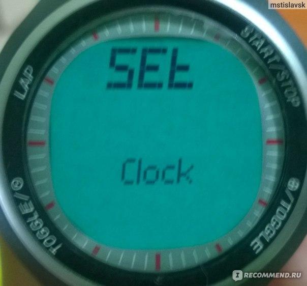 инструкция к пульсометру Sigma 15.11 на русском - фото 3