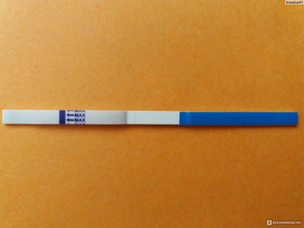 Фото положительных тестов для определения беременности