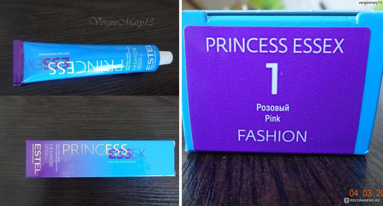 Краска для волос estel essex fashion
