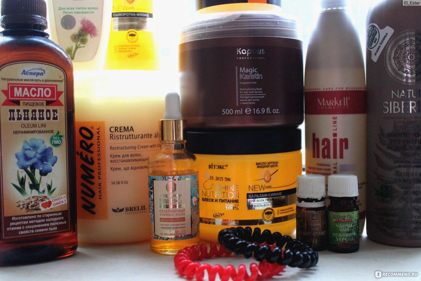 Лучшие средства при ломкости и выпадении волос