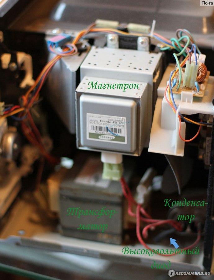 Ремонт микроволновки sanyo своими руками 46