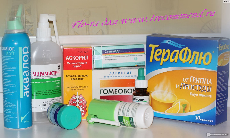 терафлю от гриппа и простуды инструкция