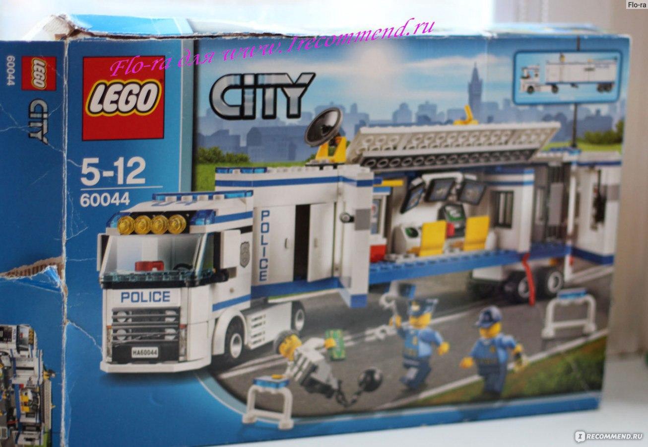 Лего сити инструкция по сборке 60044