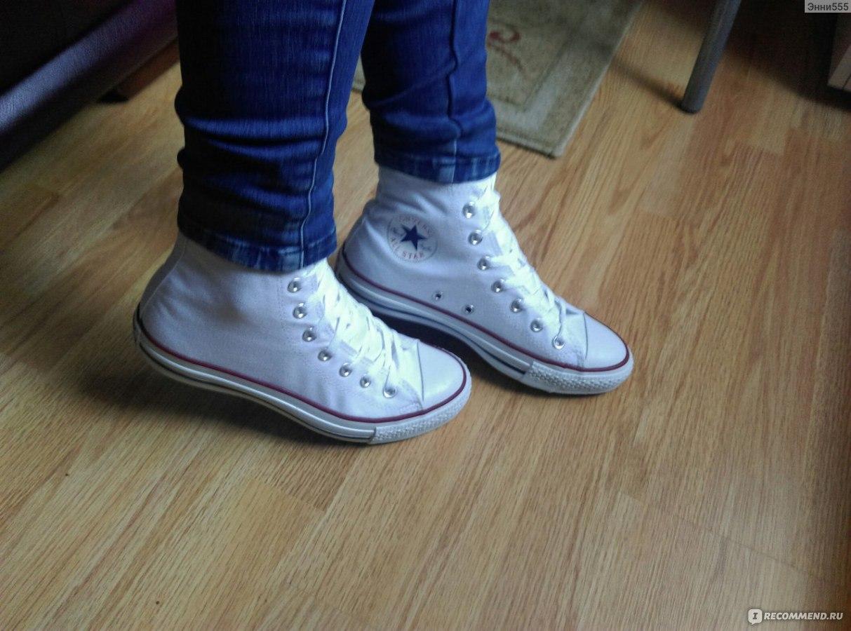 c61a0ae89 Кеды Converse All star - «Мои самые любимые кеды Converse ...