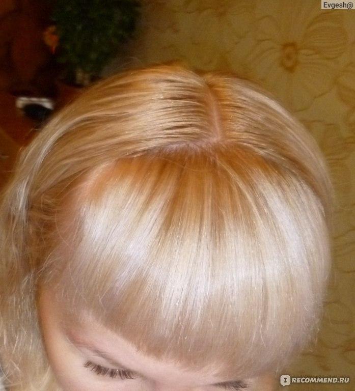 Естель есекс 1065 на русые волосы