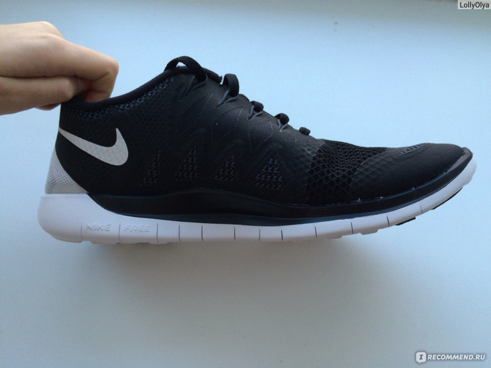 Спортивная женская обувь Nike WMNS FREE 5.0 - «❀Замечательные ... ad9fa495912
