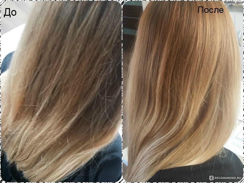 Полировка волос видео и отзывы