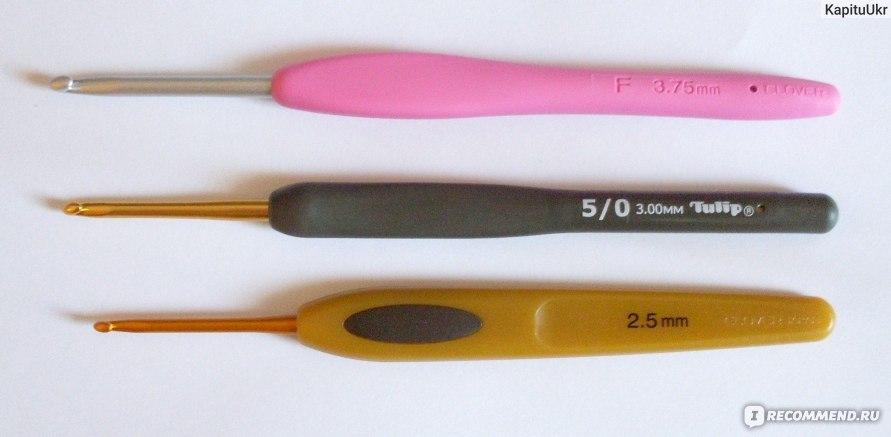Крючок для вязания тулип 609
