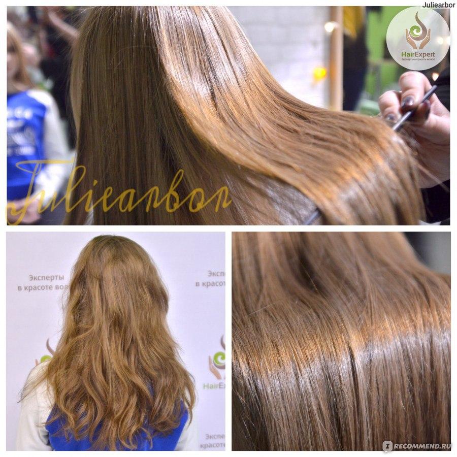 Биопротеин для волос