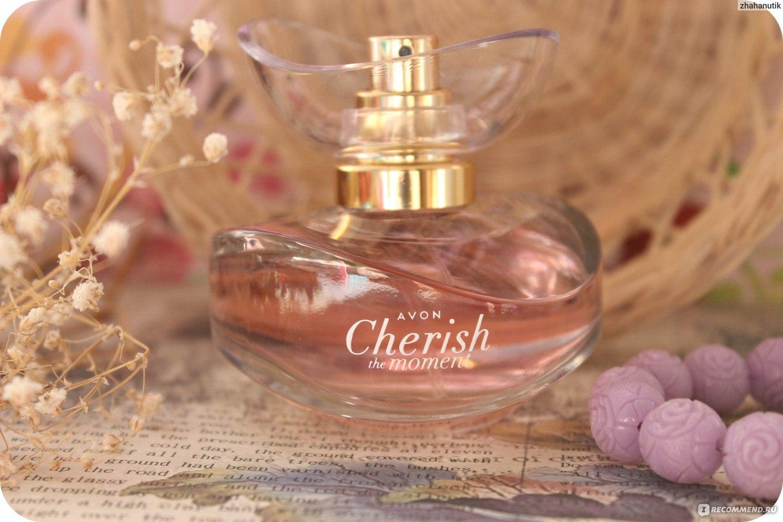 Avon cherish the moment отзывы http avon